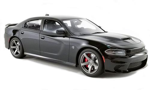 Dodge Charger SRT Hellcat 2019 (October 23)