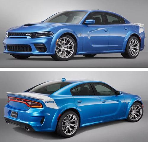 Dodge Charger Daytona SRT Hellcat WIDEbody 2020