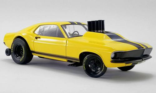 1969 Ford Mustang Gasser Stinger (Feb. 2021)