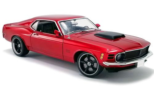 Ford Mustang Boss 429 1970 Street Fighter