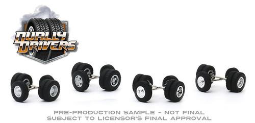 Dually Drivers Wheel & Tire Pack