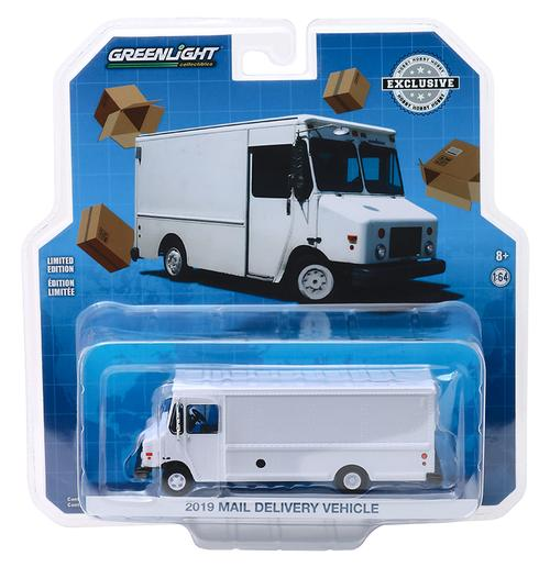 2019 Mail Delivery Vehicle