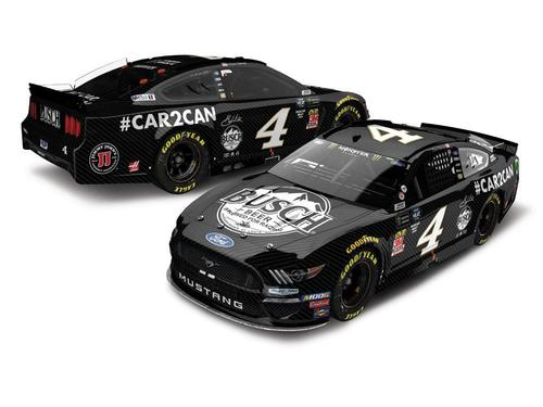 Kevin Harvick #4 Busch 2019 Ford Mustang Car2Can Daytona Duel Race Win