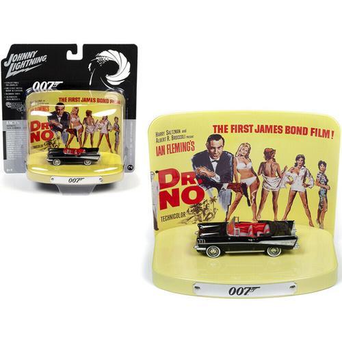 Chevrolet Bel Air 1974 James Bond - Dr No w/ display