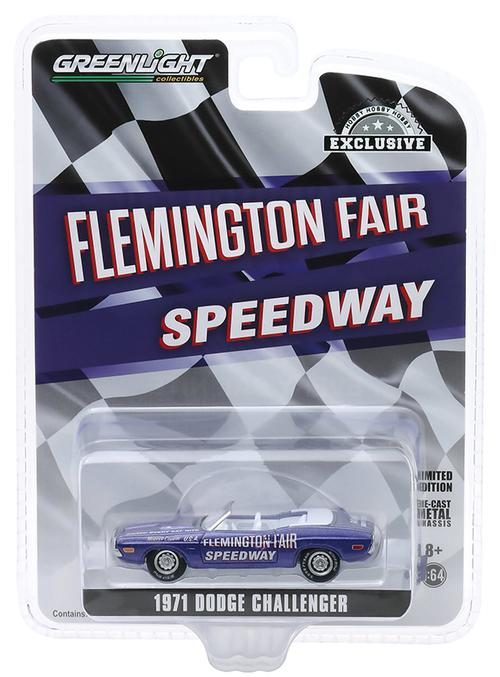 Dodge Challenger Convertible 1971 Flemington Fair Speedway Official Pace Car