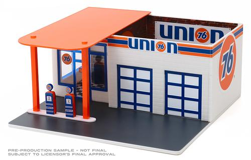 Union 76 Service Station Mechanic's Corner Series 6