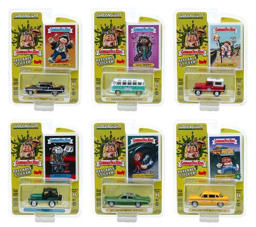 1/64 Set Garbage Pail Kids Series 2