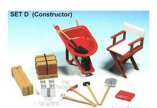 Accessory Set Construction theme
