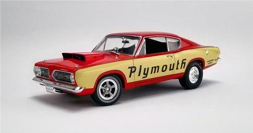 Plymouth Barracude 1968