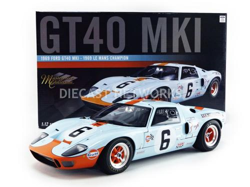 Ford GT40 MKI 1969 #6 Le Mans Champion