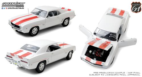 Chevrolet Camaro Z10 1969 Pace Car Coupe