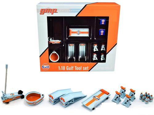 GMP Shop Tool Set #2