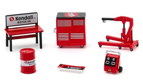 Kendall Motor Oil Shop Tool Accessories Pack