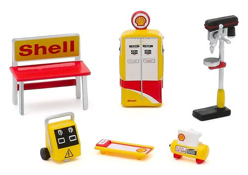 Shell Oil Tool Accessories Pack