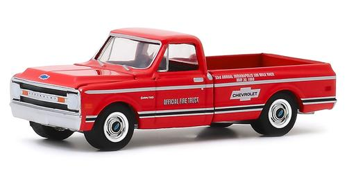 Chevrolet C-10 1969 53rd Annual Indianapolis 500 Mile Race Official Fire Truck