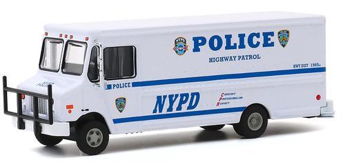 019 Highway Patrol Step Van NYPD Police