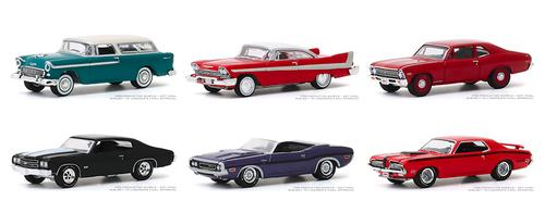 Barrett-Jackson 'Scottsdale Edition' Series 5 Set