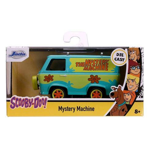 Scooby-Doo! Mystery Machine 1/32