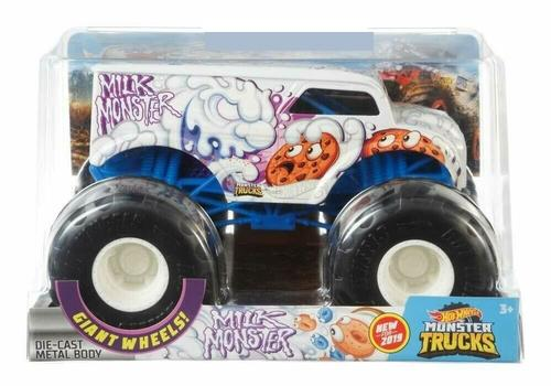 HOT WHEELS 1:24 MONSTER TRUCK MILK MONSTER