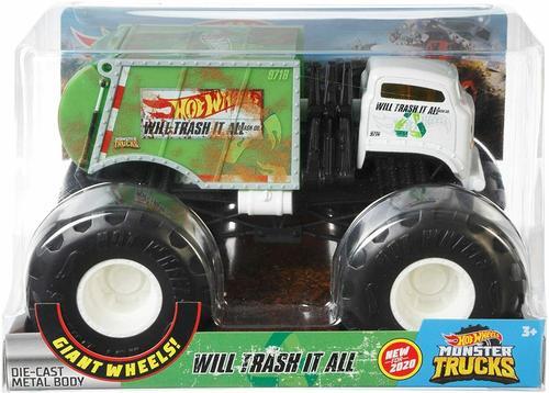 Hot Wheels 1:24 Monster Truck