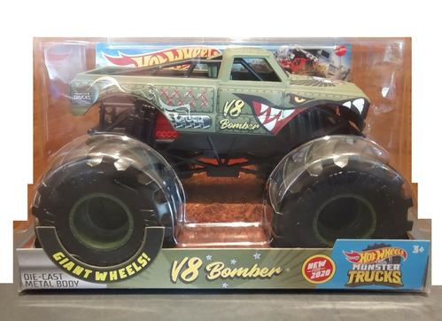 Hot Wheels 1:24 Monster Truck