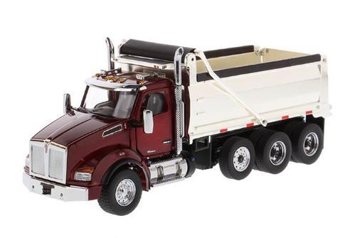 Kenworth T880 SBFA Dump Truck