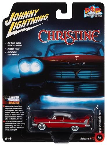Plymouth Fury 1958 Christine