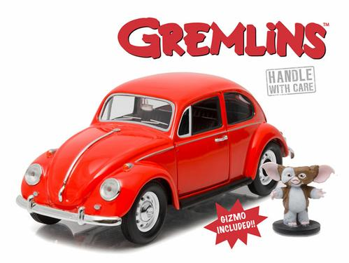 Volkswagen Beetle 1967 Gremlins with Gizmo Figure
