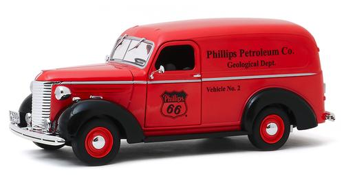 Chevrolet Panel Truck 1939 Phillips 66 Running on Empty Series 4