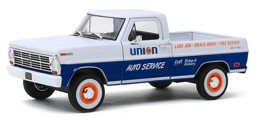 Ford F-100 1968 Union 76 Running on Empty Series 4