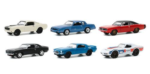 Detroit Speed, Inc. Series 1 1/64 Set