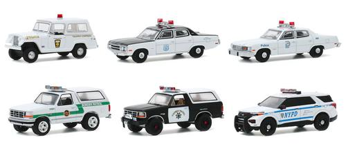 Hot Pursuit Series 35 1/64 Set