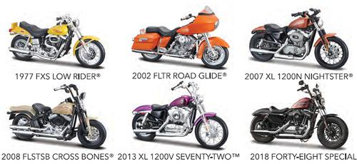 Harley-Davidson Series 38