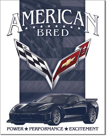 Chevrolet Corvette - American Bred