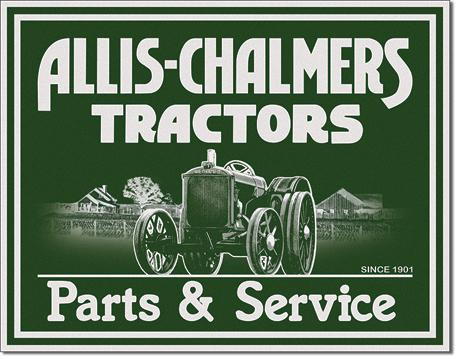 Allis Chalmers - Parts and Service