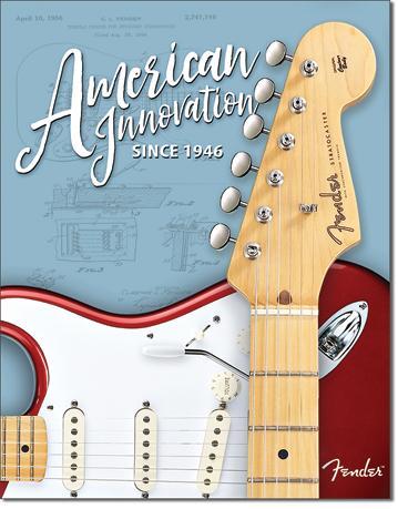 Fender - Innovation