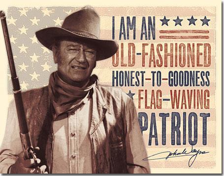 John Wayne - Patriot
