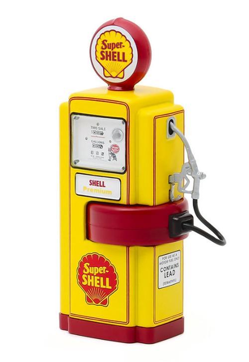 Super Shell 1948 Wayne 100-A Vintage Gas Pump Collection Series 8
