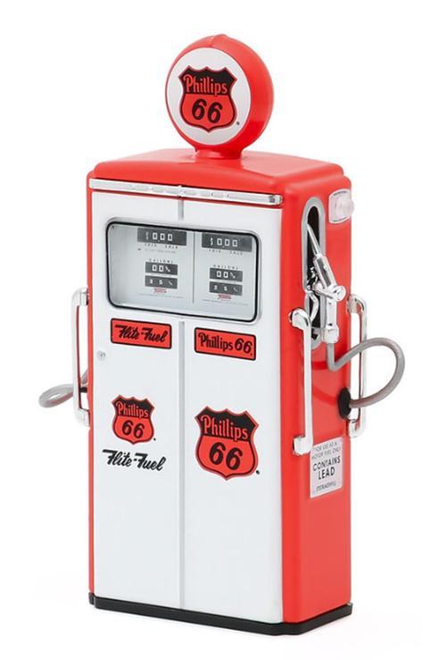 Phillips 66 1954 Tokheim 350 Twin Vintage Gas Pump Collection Series 8