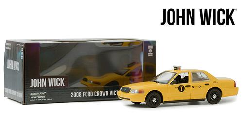 Ford Crown Victoria 2008 Taxi