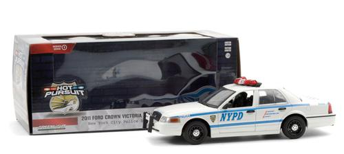Ford Crown Victoria 2011 Police NYPD