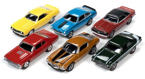 2020 JOHNNY LIGHTNING MUSCLE CARS RELEASE 2A