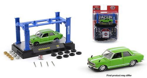 1970 Datsun 510 - M2 Model Kit Release 32