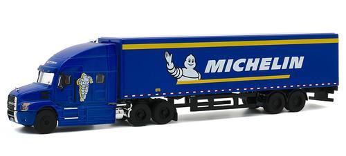 2019 Mack Anthem 18 Wheeler Tractor Michelin Tires