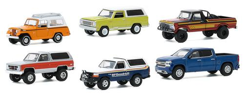 1:64 Set All-Terrain Series 10