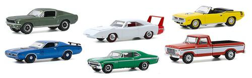 1:64 Set Mecum Auctions Collector Cars Series 5