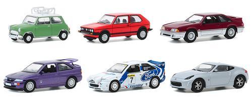1/64 set Hot Hatches Series 1
