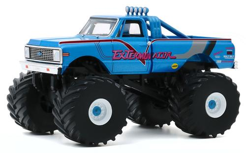 ExTerminator - 1972 Chevrolet K-10 Monster Truck with 66-Inch Tires