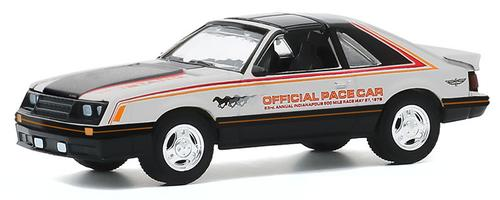 Ford Mustang 1979 63rd Annual Indianapolis 500 Mile Race Official Pace Car (Sept 30)