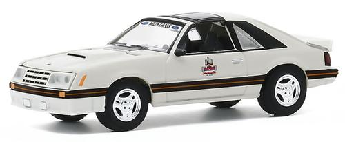 Ford Mustang 1979 1982 Detroit Grand Prix Official Pace Car (Sept 30)